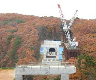 仙台市交通局 地下鉄 東西線事業 竜の口橋りょう工区の建設工事